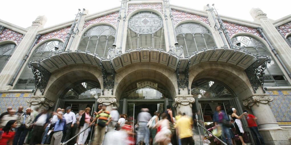 Mercado Central valencia espagne