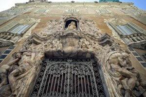 Palacio del Marques de dos Aguas valencia espagne